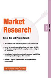 Market Research by Robin Birn