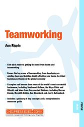 Teamworking by Ann Rippin