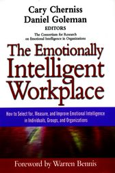 The Emotionally Intelligent Workplace by Cary Cherniss