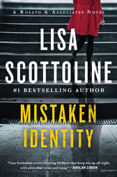 Mistaken Identity by Lisa Scottoline