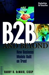 B2B and Beyond by Harry B. DeMaio
