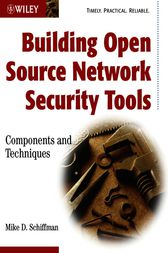 Building Open Source Network Security Tools by Mike Schiffman