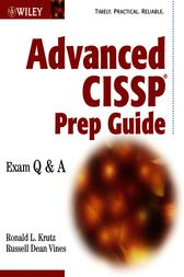 Advanced CISSP Prep Guide by Ronald L. Krutz