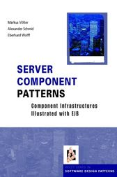 Server Component Patterns by Markus Völter