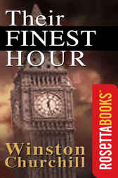 Their Finest Hour by Winston Churchill