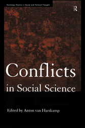 Conflicts in Social Science by Anton Van Harskamp
