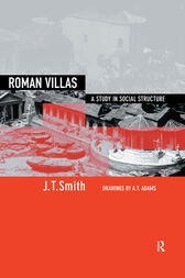 Roman Villas by J.T. Smith