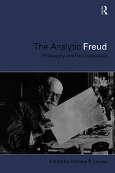Analytic Freud by Michael Levine