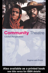 Community Theatre by Eugene van Erven