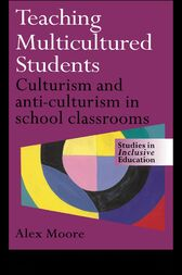Teaching Multicultured Students by Alex Moore