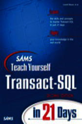 Sams Teach Yourself Transact-SQL in 21 Days, Adobe Reader by Lowell Mauer