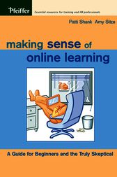 Making Sense of Online Learning by Patti Shank