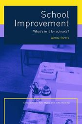 School Improvement by Alma Harris