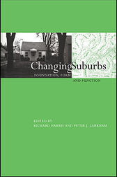 Changing Suburbs by Richard Harris