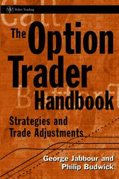 The option trader handbook strategies and trade adjustments by george jabbour pdf