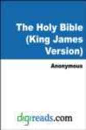 The Holy Bible (King James Version) by Anonymous