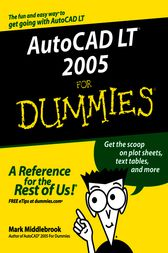 AutoCAD LT 2005 For Dummies by Mark Middlebrook