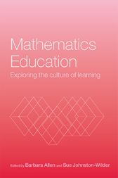 Mathematics Education by Barbara Allen