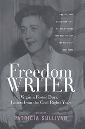 Freedom Writer by Patricia Sullivan