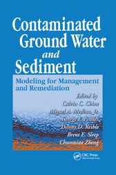 Contaminated Ground Water and Sediment by Calvin C. Chien