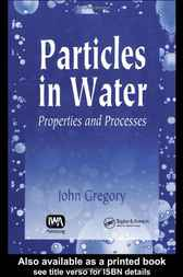 Particles in Water by John Gregory
