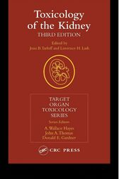 Toxicology of the Kidney, Third Edition by Joan B. Tarloff