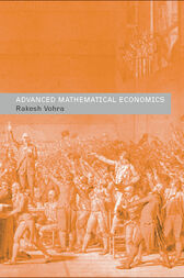 Advanced Mathematical Economics