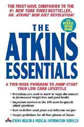 The Atkins Essentials by Atkins Health & Medical Information Serv