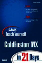 Sams Teach Yourself Macromedia ColdFusion MX in 21 Days, Adobe Reader by Charles Mohnike