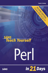Sams Teach Yourself Perl in 21 Days, Adobe Reader