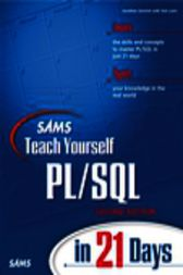 Sams Teach Yourself PL/SQL in 21 Days, Adobe Reader by Jonathan Gennick