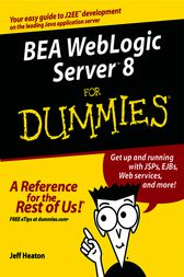 BEA WebLogic Server 8 For Dummies by Jeff Heaton