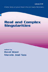 Real And Complex Singularities by David Mond
