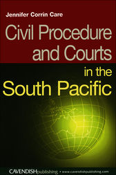 Civil Procedure & Courts in the South Pacific