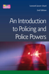 Introduction to Policing and Police Powers