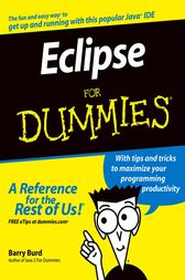 Eclipse For Dummies by Barry Burd