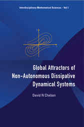 Global Attractors of Non-Autonomous Dissipative Dynamical Systems