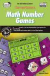 Math Number Games by Suzanne Walsh