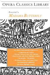 Puccini's MADAMA BUTTERFLY by Burton D. Fisher