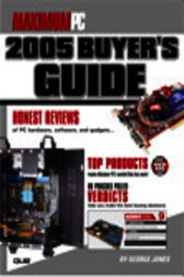 Maximum PC 2005 Buyer's Guide, Adobe Reader by Maximum PC;  George Jones