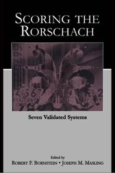 Scoring the Rorschach by Robert F. Bornstein