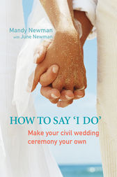 How To Say 'I Do' by Mandy Newman