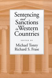 Sentencing and Sanctions in Western Countries by Michael Tonry