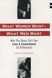 What Women Want--What Men Want by John Marshall Townsend