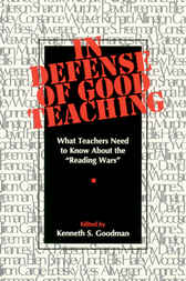 In Defense of Good Teaching