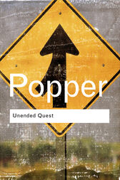 Unended Quest by Karl Popper