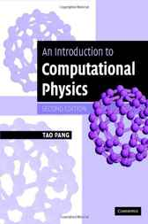 An Introduction to Computational Physics by Tao Pang