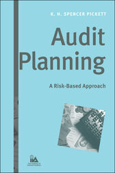 Audit Planning by K. H. Spencer Pickett