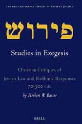 Studies in exegesis by H. Basser