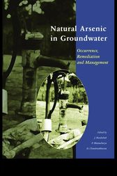 Natural Arsenic in Groundwater by J. Bundschuh